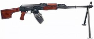 Ручной пулемёт Калашникова (РПК)