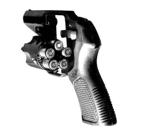 Револьвер Р-92