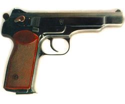 Автоматический пистолет Стечкина АПС
