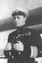 Нарком ВМФ Н. Г. Кузнецов