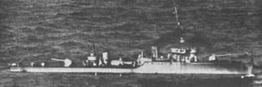 Сторожевой корабль «Шторм»