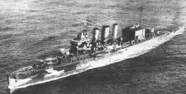 Крейсер «Суфолк»