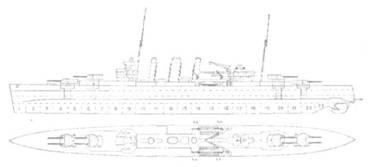 Крейсер «Девоншир»