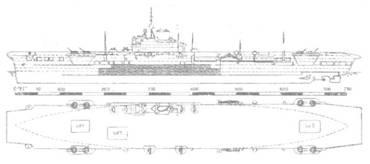 Авианосец «Викториес»