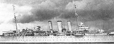 Крейсер «Дорсетшир»