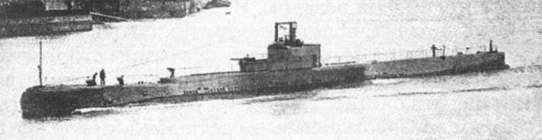 Подводная лодка «Порпойс»