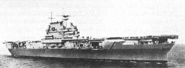Авианосец «Хорнет»