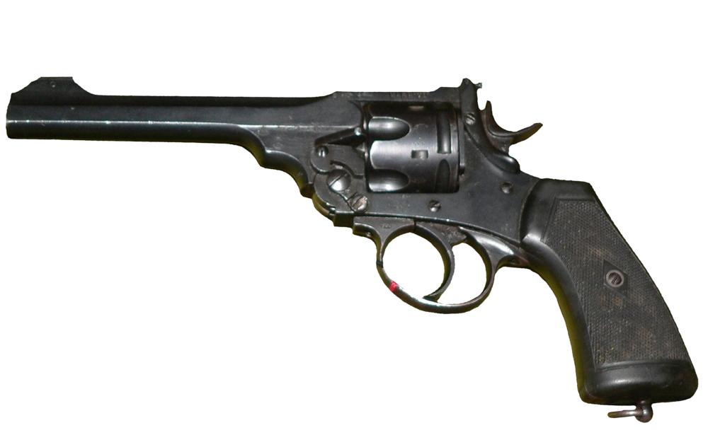 Револьвер webley