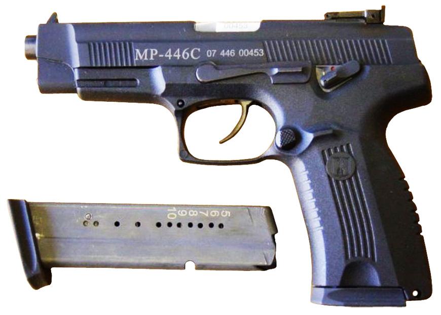 """Пистолет MP-446 """"Викинг"""""""