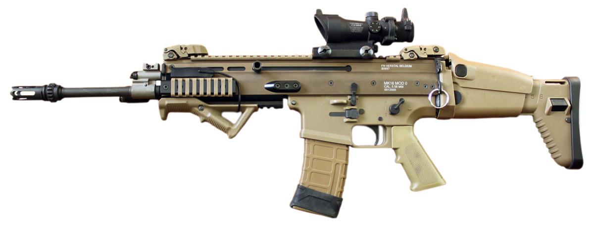 Автомат FN SCAR H