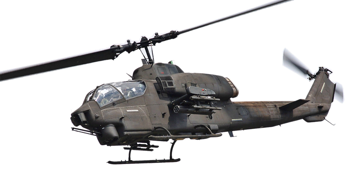 Вертолет AH-1W Супер Кобра