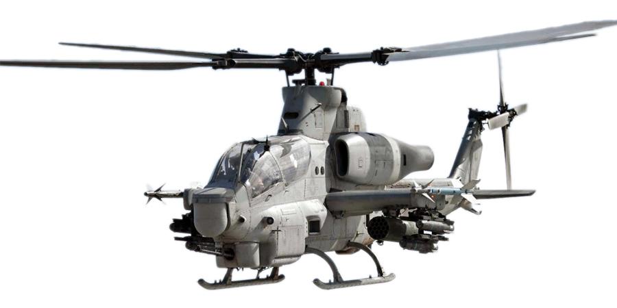 Вертолет Кобра
