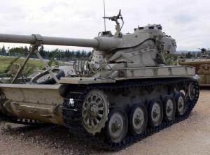 Легкий танк AMX-13