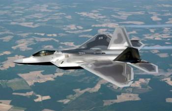 """Истребитель F-22 """"Раптор"""""""