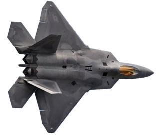 Истребитель F22 Raptor