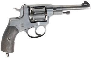 Револьвер системы Наган образца 1895 года