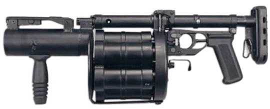 Гранатомет РГ-6