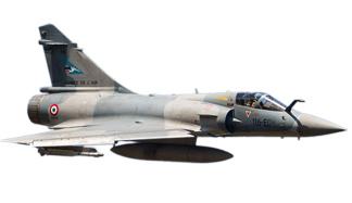 Истребитель Мираж 2000 Дассо