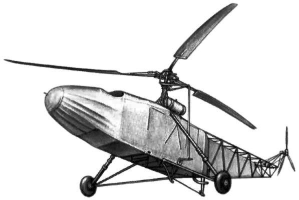 Вертолет VS-300
