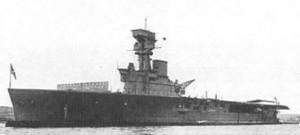Авианосец «Гермес»