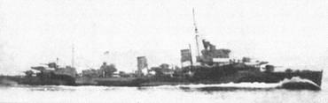 Британский эсминец «Фолкнер»