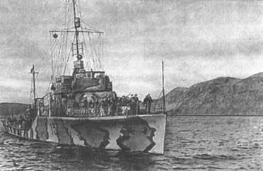 Сторожевой корабль «Гроза»