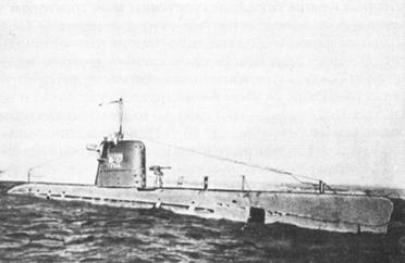 Подводная лодка «Малютка»