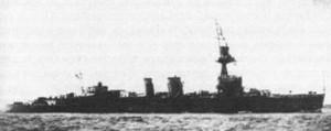 Крейсер «Каледония»