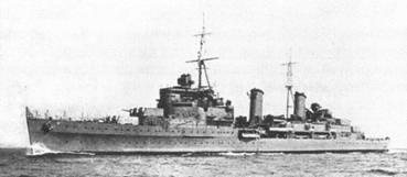 Крейсер «Белфаст»