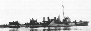 Эсминец «Бурвилл»