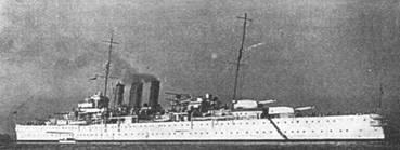 Крейсер «Норфолк»