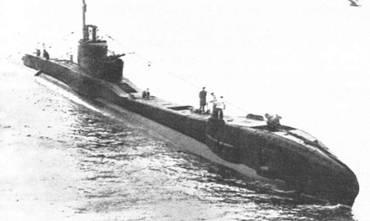 Подводная лодка «Трайдент»