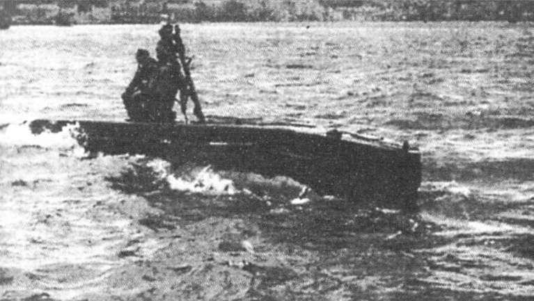 Сверхмалая подводная лодка Х-6