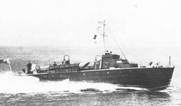 Торпедный катер «Торникрофт»