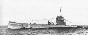 Подводная лодка «Н-33»