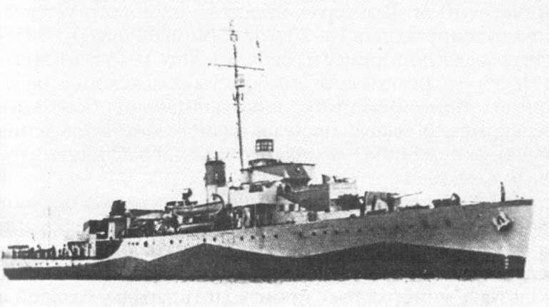 Шлюп «Веллингтон» (эскортный корабль)