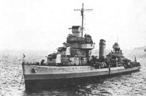 Эсминец «Бенсон»