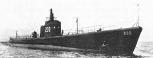 Подводная лодка класса «Тамбер»