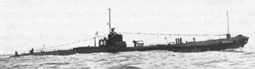 Подводная лодка «Бонита»