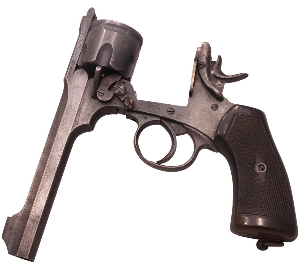 Револьвер Вебли