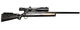 Снайперская винтовка Лобаева СВЛК-14С