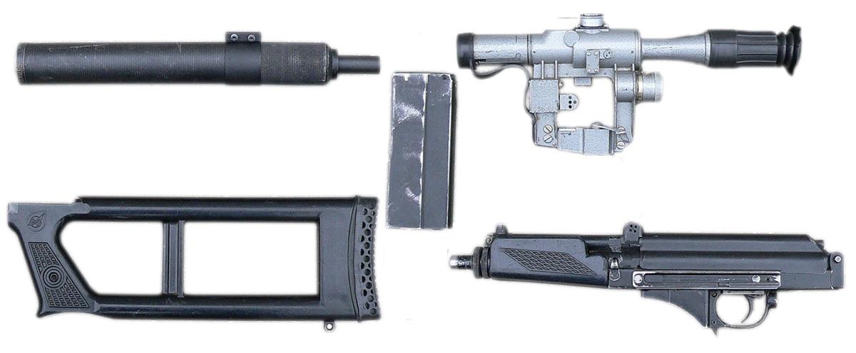 Конструкция ВСК-94