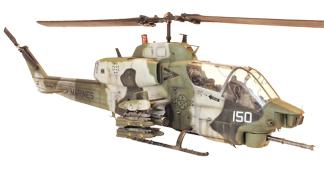 Вертолет АН-1 Кобра