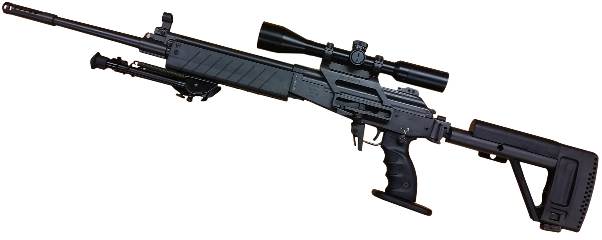 Снайперская винтовка Galil Galatz