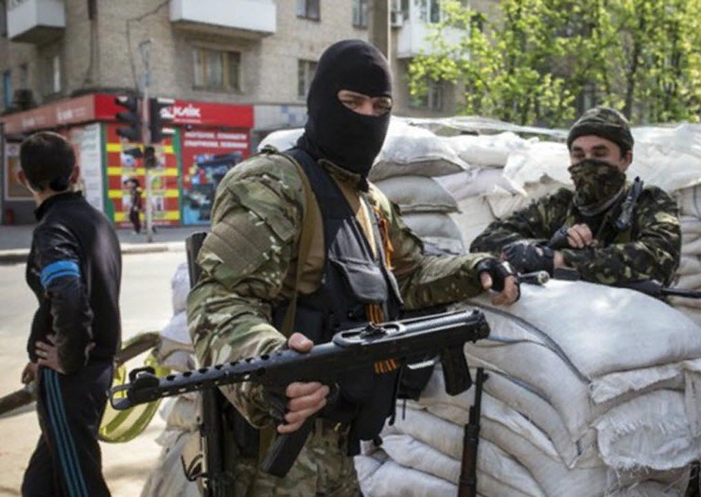 ППС на Донбассе