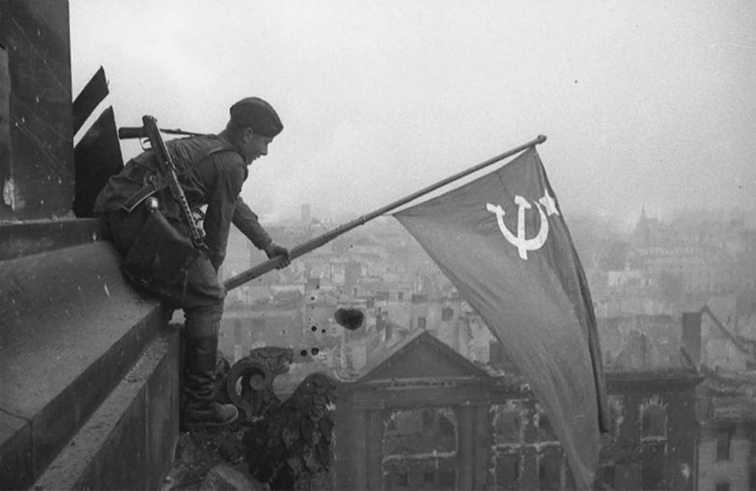 ППС у солдат РККА