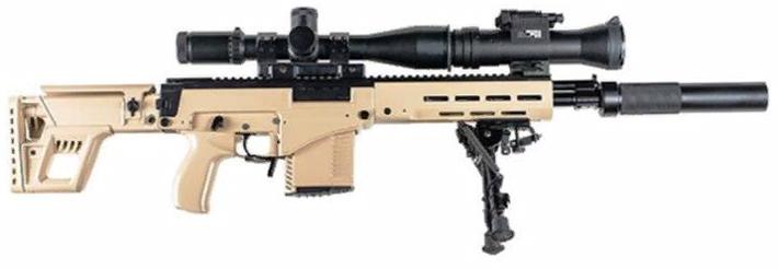Снайперская винтовка Калашникова СВК
