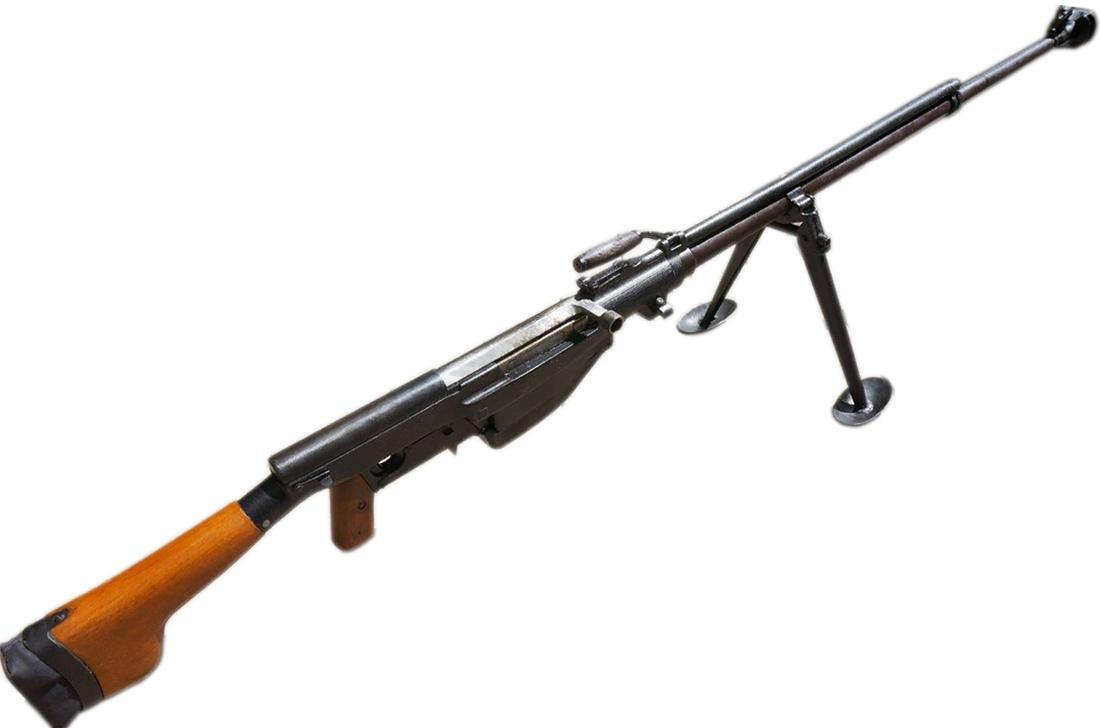 Противотанковое ружье Симонова ПТРС
