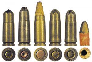 Варианты холостых патронов ТТ