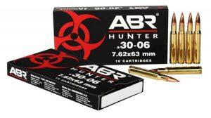 Патрон 7,62х63 Спрингфилд ABR Hunter